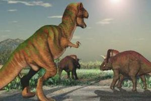 Dinosaurs were social animals, not solo creatures