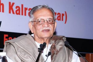 Gulzar, the master of words, turns 83!