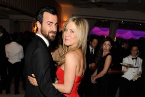 Jennifer Aniston calls me out on my bad jokes: Theroux