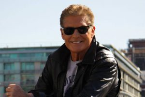 Film 'Baywatch' was nothing like the TV series: Hasselhoff