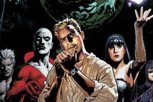 Espinosa, Johnstone in contention for 'Justice League Dark'
