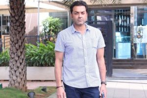 I don't look back at the low phase of my life, says Bobby Deol