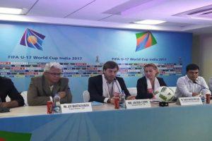 Guwahati confirmed as U-17 World Cup venue