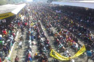 Bodoland movement revived with rail blockade agitation