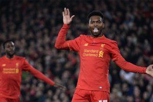 EFL Cup: Sturridge brace sees Liverpool past Tottenham