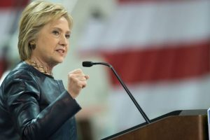 Clinton says Trump would have called George Washington 'a loser'