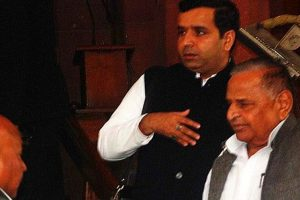 Is Mulayam planning a coup?