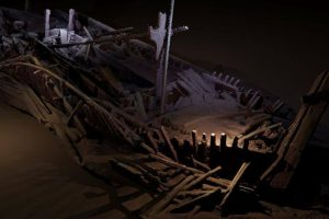 Over 40 ancient shipwrecks discovered in Black Sea