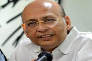 Rs. 5,000-crore defamation suit filed against Singhvi; know why