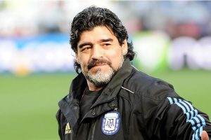 Maradona fears Argentina may be left out of 2018 World Cup