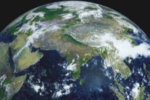 NASA data used to create global map of human-made CO2
