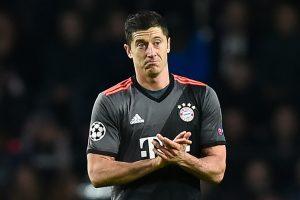Lewandowski secures Bayern victory over PSV