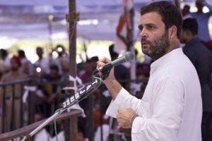 Rahul Gandhi not allowed to meet ex-soldier's kin