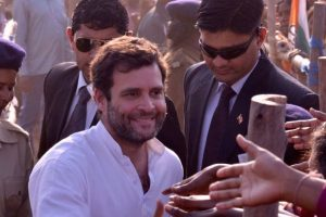 'Euphoric reception' for Rahul Gandhi in Bahrain