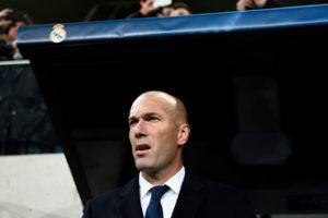 Lack of intensity hurt Real Madrid: Zidane