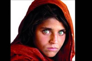 Why is the world talking of the Afghan girl again?