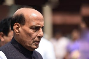 Asian region is vulnerable to disasters: Rajnath