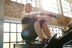 Self-ventilating workout to keep you cool