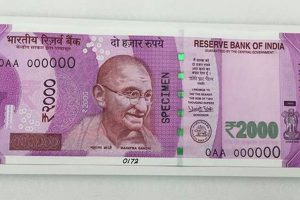 New Rs 500, Rs 2,000 notes at ATMs from Friday