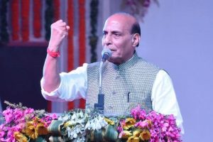 Rajnath to chair first CMs' meeting on India-China border issues