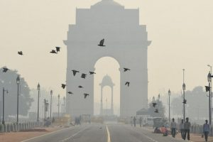 Delhi's air pollution: 'Dust' screen hiding bigger killers