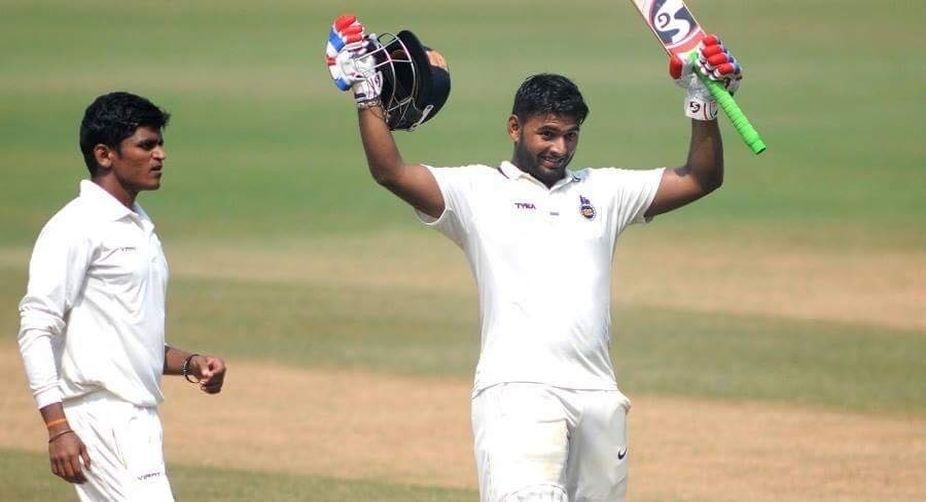 My hard work is paying off: Rishabh Pant