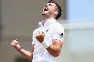 Anderson hopeful of playing in second Test against India