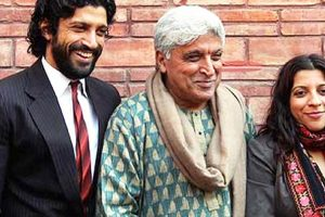 Farhan, Zoya are not echoes of parents: Javed Akhtar