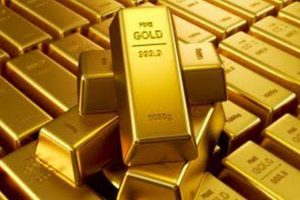 Gold gives up ground from 3-yr high, tumbles Rs.600