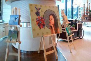 Art exhibition presents memoir of Delhi