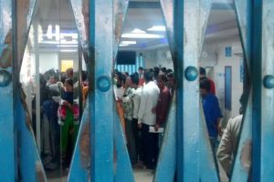 People across NE throng banks to exchange money