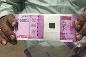 Post offices in Mumbai start disbursing Rs.2,000 notes