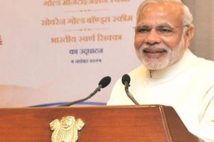 No let up on corruption: PM Modi