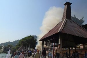 Haridwar cremation centre goes green