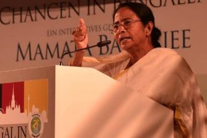 BJP will have to forfeit its deposit: Mamata