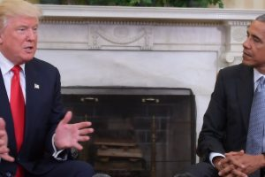 It was a great honour, says Trump on meeting Obama