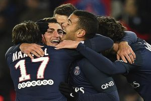 Midfielder Verratti not thinking about leaving PSG