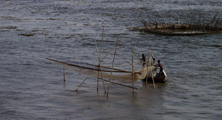 17 fishermen arrested by Pakistan