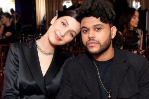 Bella Hadid, The Weeknd part ways