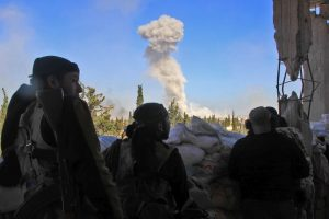 Syria rebels use chemical weapons in Aleppo: Russia