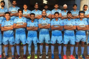 Raghunath to lead India in Four-Nations hockey tournament