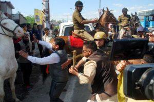 Ghost of U'khand police horse haunts BJP