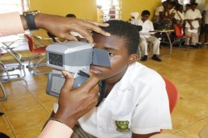 New test to protect vision