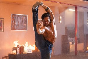 Tiger Shroff: Deleted scene from 'Baaghi'