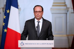 Hollande, Trump agree to try 'clarify positions'