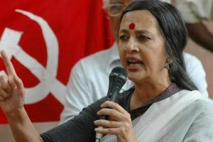 "Country has turned into ""lynchistan,"" says Brinda Karat"