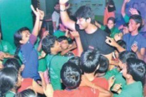 An international cultural soiree in Odisha