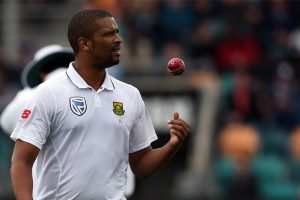 Aussie innings in tatters in Philander-led rampage