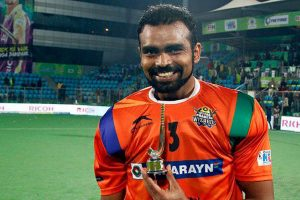 Sreejesh among FIH Goalkeeper of the Year nominations