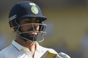 England strike early but dogged India still in contention